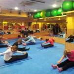 Clases de Pilates Toledo en Gimnasio Fitness Center